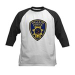 Vallejo PD Canine Kids Baseball Jersey