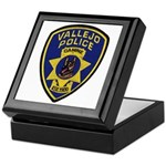Vallejo PD Canine Keepsake Box