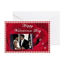 Cool 2009 valentines Greeting Card