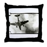 Wwii Throw Pillow