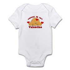 Nonni My Valentine Infant Bodysuit