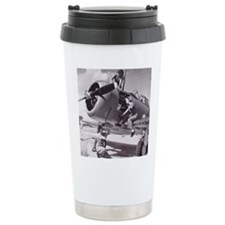 Women in War Ceramic Travel Mug