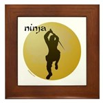NINJA Framed Tile