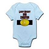 Light-Weight Champion Belt Onesie