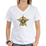 Fort Bend Constable Women's V-Neck T-Shirt
