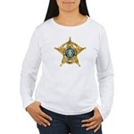 Fort Bend Constable Women's Long Sleeve T-Shirt
