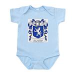 Blaidd Coat of Arms Infant Creeper