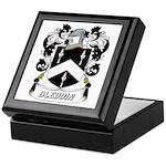 Bleddin Coat of Arms Keepsake Box