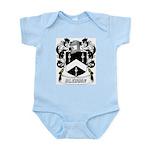 Bleddin Coat of Arms Infant Creeper