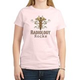Radiology Rocks Caduceus T-Shirt