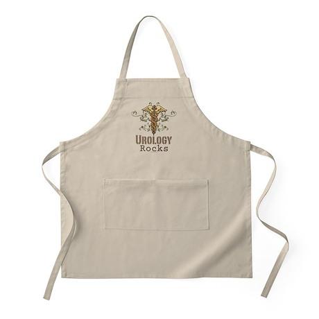Urology Rocks Caduceus BBQ Apron