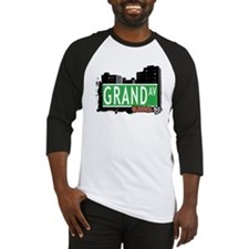 GRAND AVENUE, QUEENS, NYC Baseball Jersey