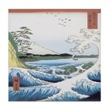 Seascape Tile Coaster