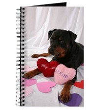 Rottie Valentine Journal