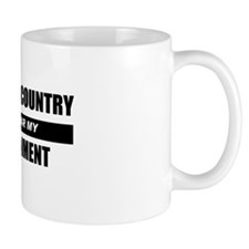 Fear My Government Mug