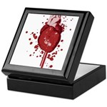 Bleeding Heart Keepsake Box
