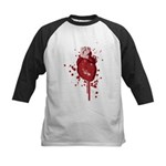 Bleeding Heart Kids Baseball Jersey