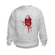 Bleeding Heart Sweatshirt