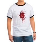 Bleeding Heart Ringer T