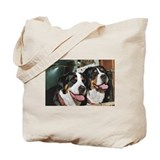 Cool Greater swiss mountain dog Tote Bag