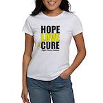 HopeLoveCure Sarcoma Women's T-Shirt