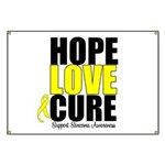 HopeLoveCure Sarcoma Banner