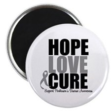 "HopeLoveCure Parkinsons 2.25"" Magnet (10 pack)"