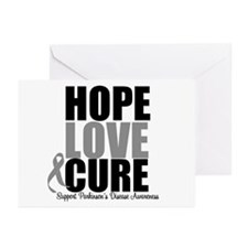 HopeLoveCure Parkinsons Greeting Cards (Pk of 10)