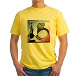 Liberty Flight Pigeon Yellow T-Shirt
