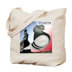 Liberty Flight Pigeon Tote Bag