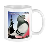 Liberty Flight Pigeon Mug