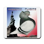 Liberty Flight Pigeon Mousepad