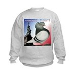Liberty Flight Pigeon Kids Sweatshirt