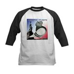 Liberty Flight Pigeon Kids Baseball Jersey