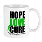 HopeLoveCure KidneyCancer Mug