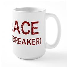 Wallace the heartbreaker Mug