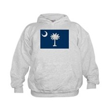 Beloved South Carolina Flag M Hoodie