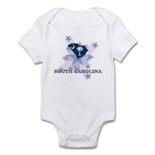 All Star South Carolina Infant Bodysuit