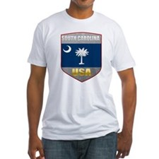 South Carolina USA Crest Shirt