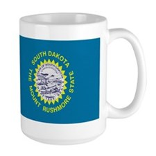 Beloved South Dakota Flag Mod Mug