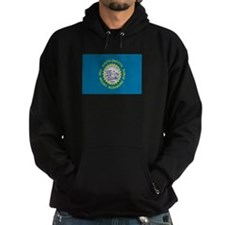 Beloved South Dakota Flag Mod Hoodie