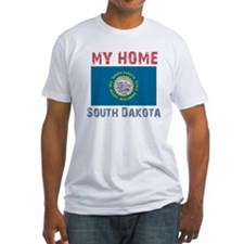 My Home South Dakota Vintage Shirt