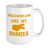 Oregonians are my homies Mug