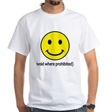 Void Smiley - Shirt
