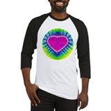 Peace & Love Baseball Jersey