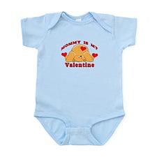 Mommy My Valentine Infant Bodysuit