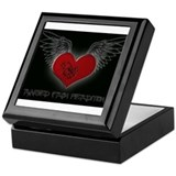 Raised From Perdition Keepsake Box
