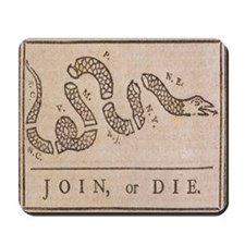 Funny John adams Mousepad