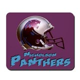 Panthers Mousepad
