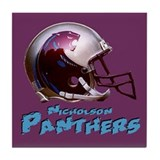 Panthers Tile Coaster